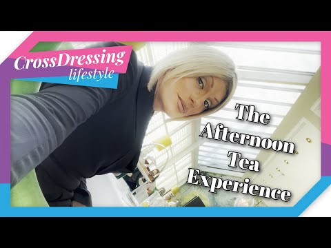 HIGH TEA Crossdressers experience at the Grand Hotel Brighton