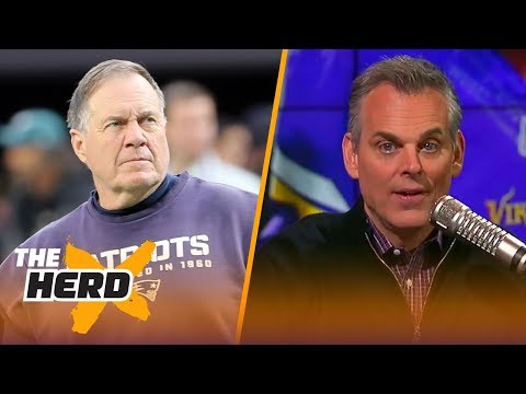 Colin Cowherd talks Packers, Patriots and Cardinals' moves during NFL free agency | THE HERD
