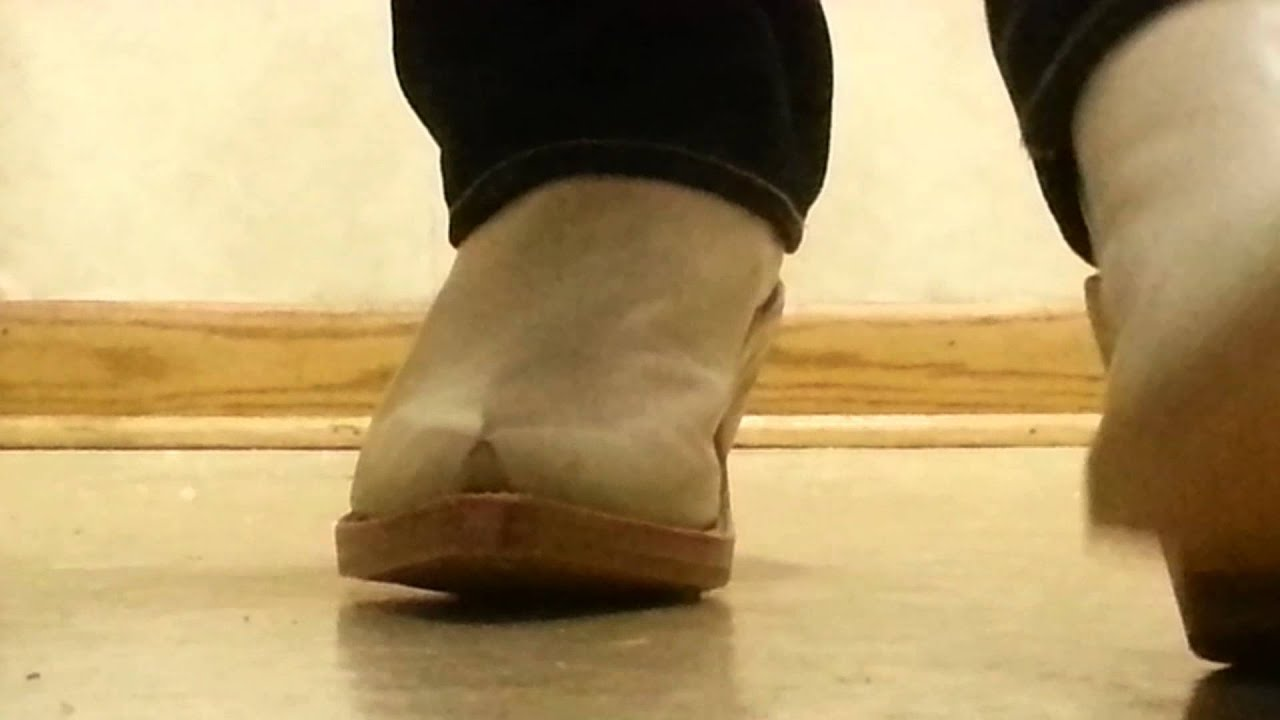 Country boy in high heeled cowboy boots part 1  YouTube