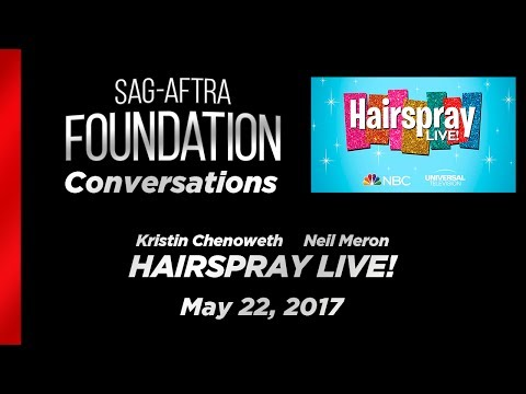 Conversations with Kristin Chenoweth and Neil Meron of HAIRSPRAY LIVE!