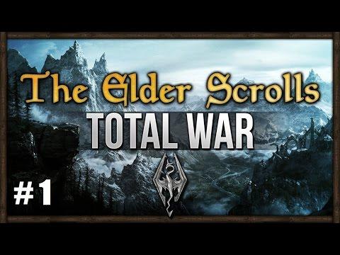 Ep1 Elder Scrolls mod Skyrim Faction Medieval 2 Total War