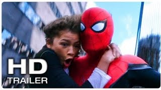 SPIDER-MAN: FAR FROM HOME - Exclusive Trailer [HD] (2019) NEW Superhero Action Movie Concept Edit