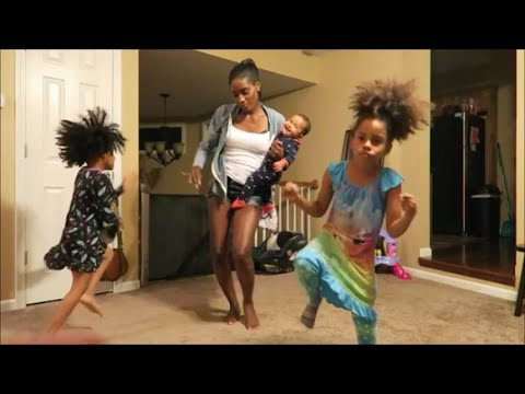 GIRLS ONLY DANCE PARTY!!