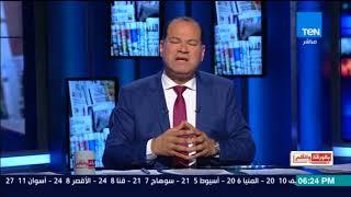 بالورقة  والقلم - الديهي: حازم عبد العظيم لو عايش فى تركيا كان اتحط على الخازوق