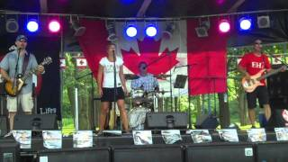 Steve Miller Band Rockin Me (cover) Painkiller Jane