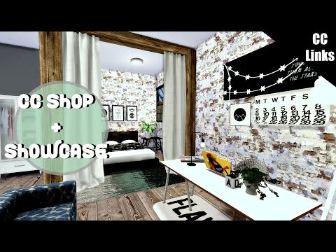 The Sims 4 | CC Shop and Showcase | 3