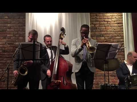 Clovis Nicolas Quartet - featuring Stephen Riley