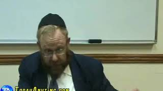 The 12th Principle of Rambam: Mashiach and Chabad part 2  2009-11-24