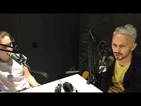 Стас Ленин в программе #Артмания С Юлией Савицкой (Shark Radio Odessa 16/06/17)