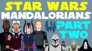Star Wars Canon: Mandalorians (Part 2 of 3)