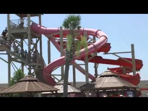 Real Kid Views Review Hawaiian Falls - Honolulu Lulu