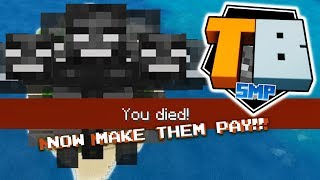 Our biggest loss and The Wither Slaughter - Truly Bedrock #4 - Bedrock Edition Youtube Server
