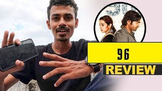 96 Tamil Movie Malayalam Review By #AbhijithVlogger #Cinespot