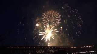 2013 Canada Day Fireworks in Edmonton, Alberta 1080p HD Thumbnail