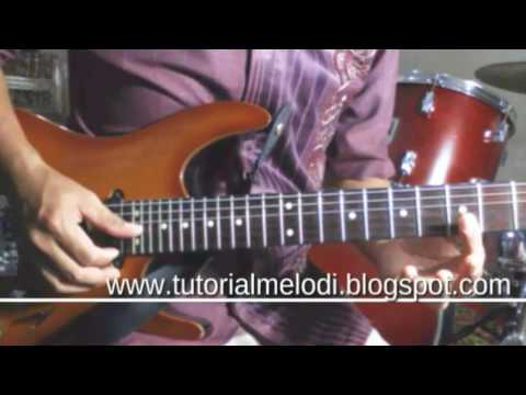 Tutorial Melodi Dangdut Lagu AWET MUDA Rhoma Irama Video Cover