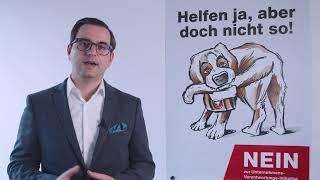 Statement zur Unternehmens-Verantwortungs-Initiative von Luca Urgese, Grossrat und Präsident FDP BS