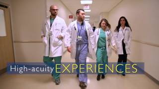 A Day in the Life in the Johns Hopkins Emergency Medicine Residency Program thumbnail