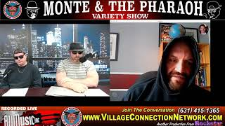 Hannibal on Monty & The Pharaoh Show 2019!