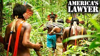 Corporate Gold Miners Massacre Amazon Tribe Because They Can