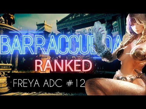 Freya #12 | The BarraMask Reign Continues
