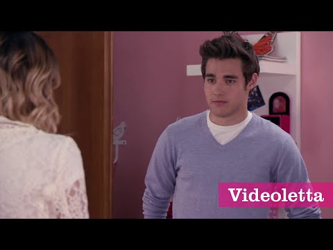 Violetta 3 English: Leon and Vilu - Just friends (Underneath it all) Ep.61