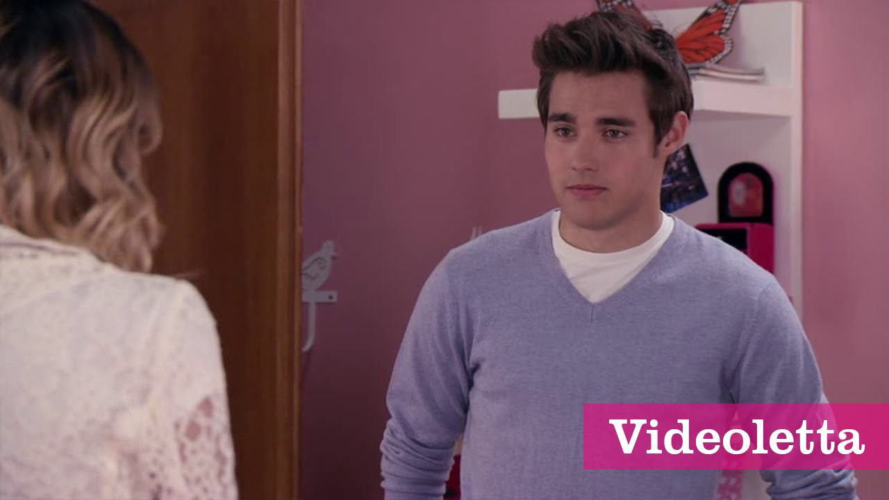 Violetta 3 English Leon And Vilu Just Friends Underneath It All Ep 61