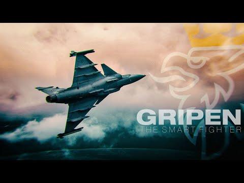 Saab JAS-39 Gripen - The Smart Fighter