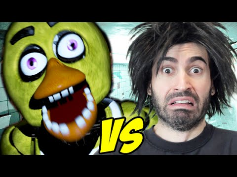 FIVE NIGHTS AT FREDDY'S vs The World's Worst Gamer!