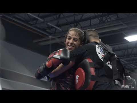 Joanna Jędrzejczyk vs Rose Namajunas UFC 217 part 3