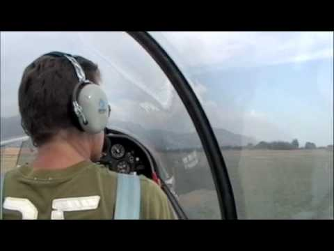 Flying a Fournier RF5 - Part 1