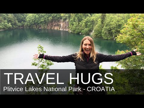Plitvice Lakes National Park, Croatia - TRAVEL HUGS Ep. 8