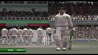bangladesh v s england 1st test 2016 ea cricket 2016 gameplay