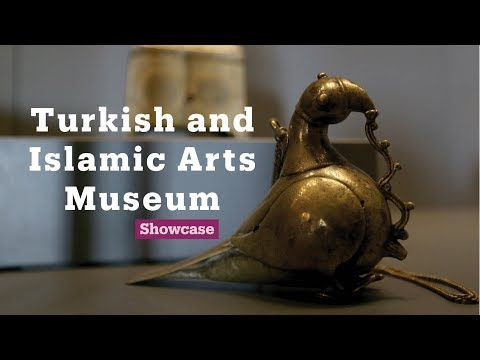 Showcase: Museum of Turkish and Islamic Art