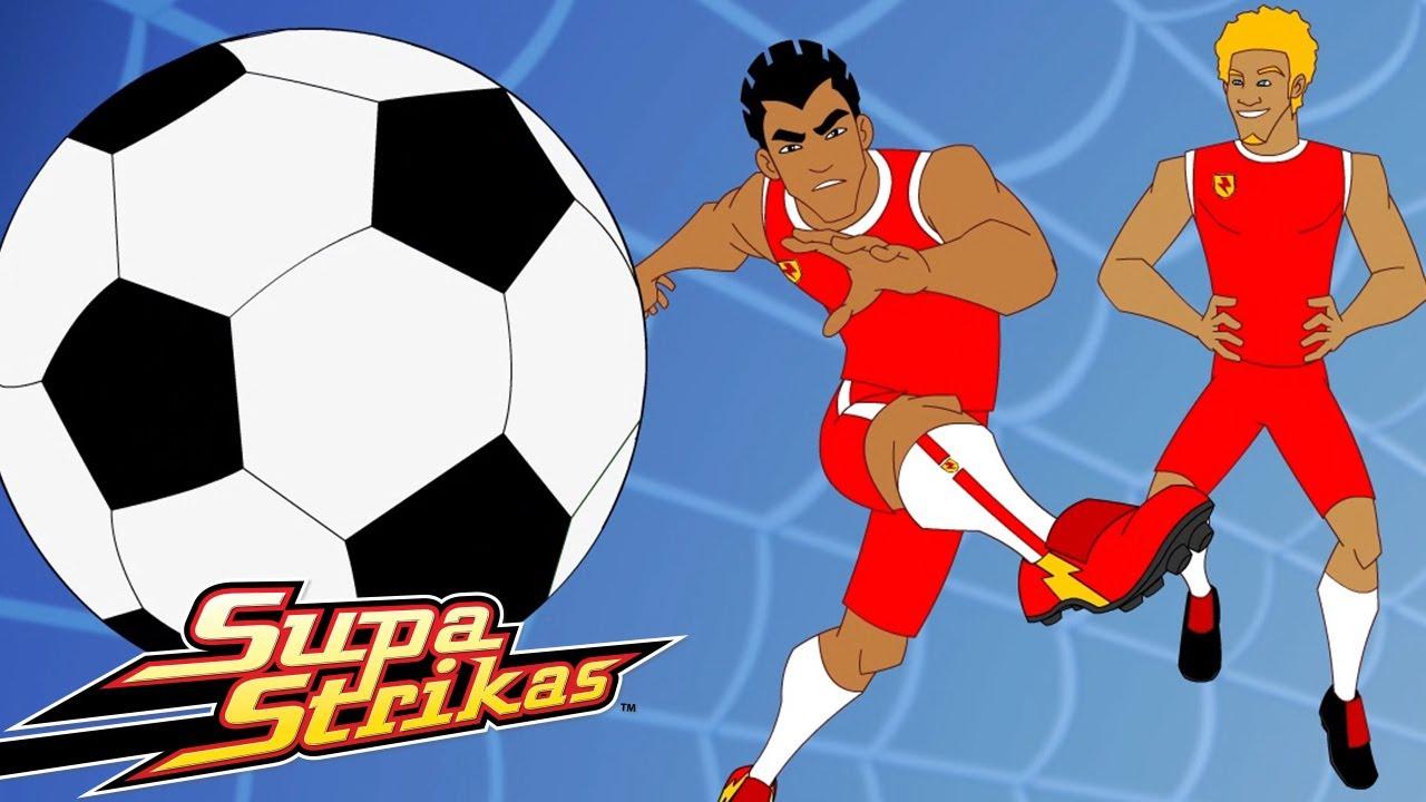 Supa Strikas | Spaceballs! | Full Episode Compilation | Soccer Cartoons for Kids! Football!