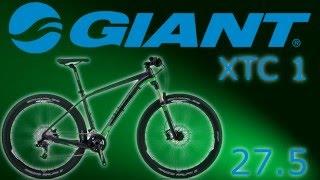 Горный велосипед для кросс-кантри - Giant XTC 1 (27.5)(Купить горный велосипед Giant XTC 27.5 1 (2015) Silver по низким ценам в Кишиневе можно здесь http://smadshop.md/velosipedy/velosiped-giant-xtc-..., 2016-04-05T06:56:29.000Z)