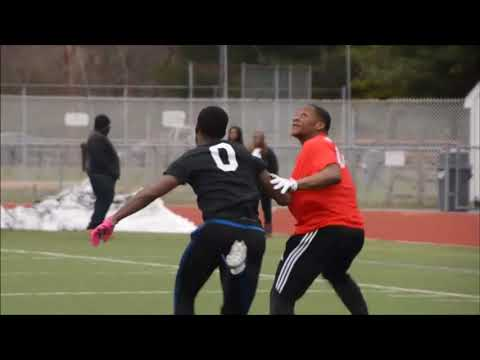 Team Delaware 7v7 Tryouts 2018 Highlight MIX - STRAIGHT BALLERS!