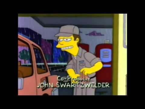Simpsons Bingo Bango
