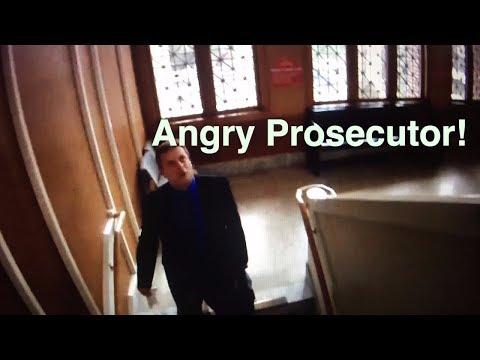 I Made the Prosecutor Angry!
