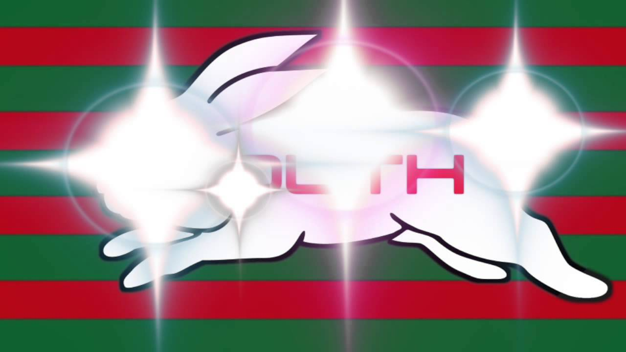 We Are South Sydney Rabbitohs Rock Song Youtube