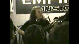 Rage - Acoustic Set live in Sao Paulo Brazil 1997, End Of All Days Tour