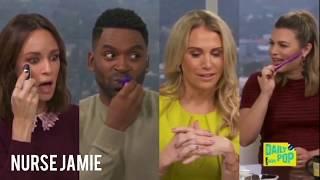 Nurse Jamie Beauty Tips on E! News Daily Pop