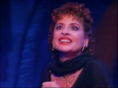 Patti Lupone WITH ONE LOOK:  World premiere  SUNSET BOULEVARD