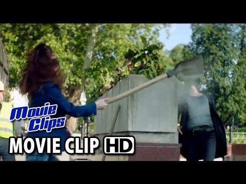 THE NOVEMBER MAN 'Train Station' Movie Clip (2014) HD