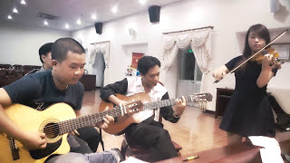 Guitar Cover - Noi Dao Xa, Kien Giang