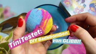 TiniTestet: DIY Badebomben von GLiBBi!
