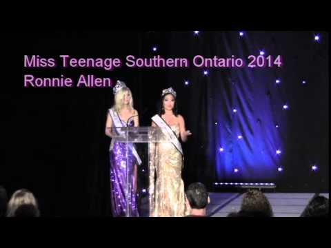 Miss Teenage Canada 2015   Ontario  -  Medium quality