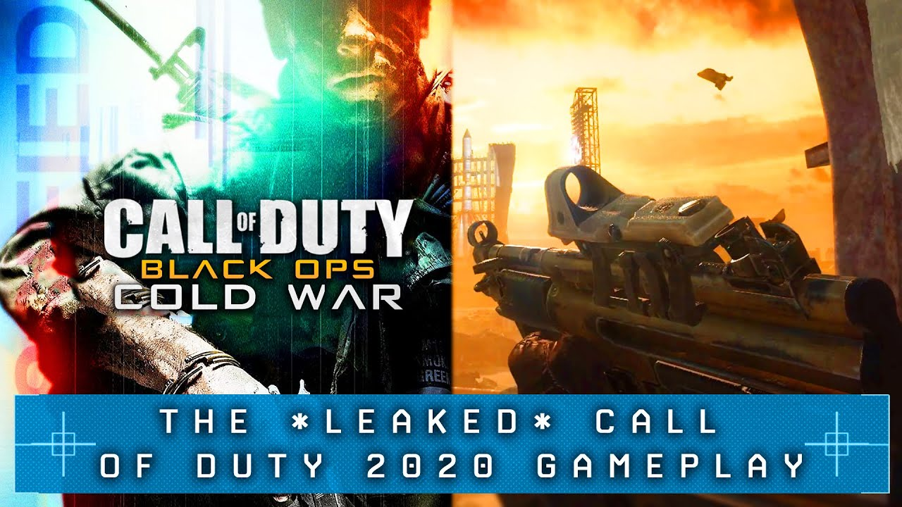 The Big Cod 2020 Gameplay Leak Explained Black Ops Cold