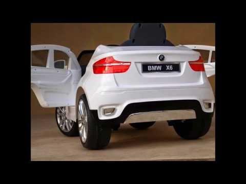 (de-cz-info)-kinderauto-bmw-orginal-lizenz-x6-kinderlektroauto-kinderfahrzeug