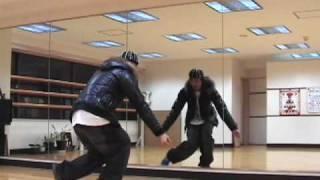 ヒップホップダンス 基本 初心者 dance lesson 初級