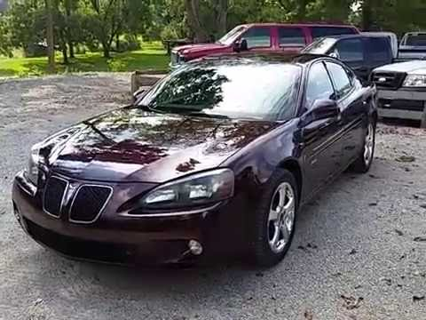 2006 Pontiac Grand Prix Gxp >> 2006 Pontiac Grand Prix GXP V8 - YouTube
